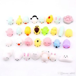Discount fiber vented - New Vent Squishies Creative Slow Rising Animal Shape Decompression Squishy Squeeze Toys Cute Jumbo Favor Items 0 9xf ii