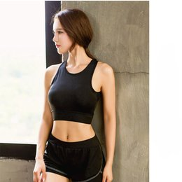 036badf654 PROBRA Hollow Out Push Up Sport Yoga Bra Quick-drying Shockproof Fitness Running  Sports Bra without Steel Ring Underwear