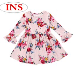 defc14676 Kids Pink Tshirt Dress Wholesale Online Shopping
