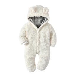 99bb5e2e4249 Baby Fleece Romper Animal Australia