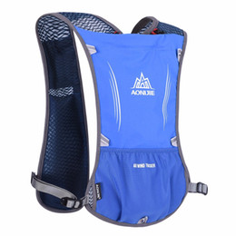aonijie hydration pack 2019 - AONIJIE Men Women Lightweight Running Backpack Outdoor Sports Trail Racing Marathon Hiking Fitness Bag Hydration Vest Pa