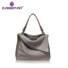NEW Genuine Leather Women Shoulder Bags Long Strap Messenger Tote Bag  Handbags Lady Satchel Loui Luxury Personality Famous Brand a5f7a7b0609f7