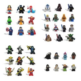 Wholesale Cool Super Heroes Hot Cartoon Action Figure Magnetic Fridge Magnet PVC Refrigerator Magnet Blackboard Sticker Home Office Decor Kid Toy Gift