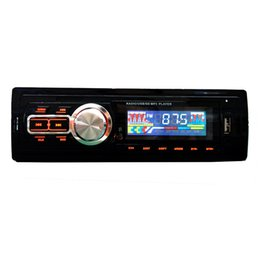 Remote Control Car Stereo Australia - High Quality IC7388 Car Radio Audio Stereo Support FM SD MP3 Player AUX-IN USB with 12V Remote Control for Vehicle motorcycle Audio Radio