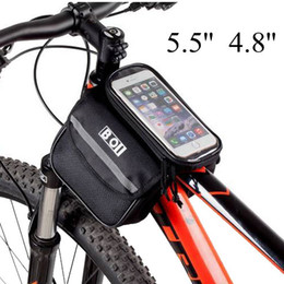 ecc87a7140b Road bike box online shopping - Bicycle Front Touch Screen Phone Bag MTB  Road Bike Cycling
