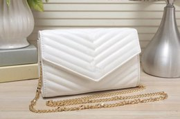 red hot wallet 2019 - Hot Sale Fashion Vintage Handbags Women bags Designer Handbags Wallets for Women Leather Chain Bag Crossbody and Shoulde