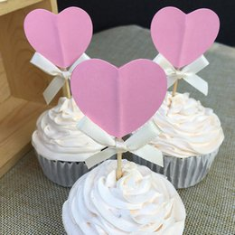 7 photos bridal shower cupcake cakes for sale custom bow color pink heart cupcake toppers picks bridal