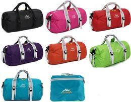 Folding Art Table Australia - Waterproof Outdoor Sports handbags Travel Luggage Bag Big Size Folding Carry-on Duffle bag Foldable Travel Duffel Bag