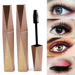 new brand cosmetics 2019 - New Long Lasting Waterproof Mascara Makeup Eye Lash Lengthening Curling Brand Black Mascaras Cosmetics discount new bran