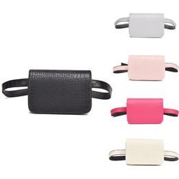 $enCountryForm.capitalKeyWord UK - 2018 New Women Fanny Pack Waist Belt Mini Bag Shoulder Chest Messenger Bag Money Phone Pocket Leather Pouch Christmas Gift