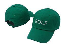 b003403acd8e7 Newest Hot Tyler The Creator Golf Hat - Black Dad Cap Wang Cross T-shirt  Earl Odd Future