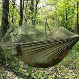 2018 camping hammocks mosquito   portable hammock single person folded into the pouch mosquito   discount camping hammocks mosquito     2018 camping hammocks      rh   dhgate