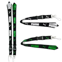 universal cellphone camera NZ - Sports brand Lanyard Straps Clothing brand fashion Straps For Cellphone Keys MP4 Camera IDs Badge Holder