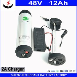 $enCountryForm.capitalKeyWord Canada - Water Bottle Battery 48v 350w For 18650 Cell eBike Battery 48v 12Ah with 2A Charger 15A BMS Lithium Battery 48v Free Shipping