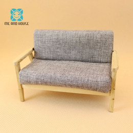 living room furniture sofa sets UK - 1:12 scale dollhouse miniature furniture Living room set Sofa
