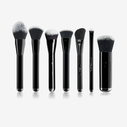 MJ DAS GESICHT I / II / II Foundation Brush # 10 abgewinkelt erröten # 12 bronze # 14 verbergen # 15 Shape Contour -Box-Paket- Beauty Make-up-Pinsel dhl-frei