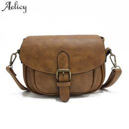 Fake bags online shopping - Aelicy High Quality Women PU Leather Handbags  Fashion Designer Vintage Ladies f8a50339f4e8f