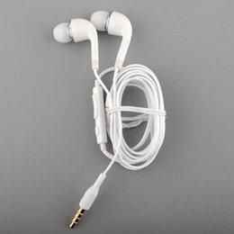 $enCountryForm.capitalKeyWord Canada - Marsnaska White Handsfree Headset In Ear Earphones For SAMSUNG GALAXY S4 With Remote MIC