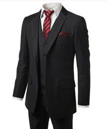 Gold Grey tuxedo online shopping - Classic Style Groom Tuxedos Groomsmen Men s Wedding Prom Suits Bridegroom High Quality Black Suits Jacket Pants Vest Tie