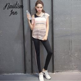 Body Fitness Suit Australia - 3 Pcs Sport Suit Women Summer Gym Wear Fitness Clothing Breathable Body-Building Dancing Sport Clothes Slim Workout Yoga Set