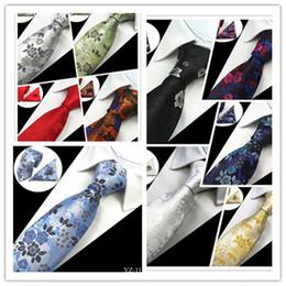 Novos homens Xadrez gravatas conjunto Extra Longo Tamanho Gravata azul marinho Paisley De Seda Jacquard Tecido Pescoço Gravata Terno Festa de Casamento venda por atacado