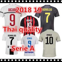 4f83f41839 Discount serie a patches - New Serie A Patch RONALDO JUVENTUS ICARDI  NAINGGOLAN MANDZUKIC Soccer Jerseys