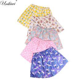 Cute Women s Summer Sleep Bottoms Cartoon Printing Cotton Pajama Shorts  Home Loose Pajama Pants Plus Size M-XL Lounge.17 Colors 5d153d5f2