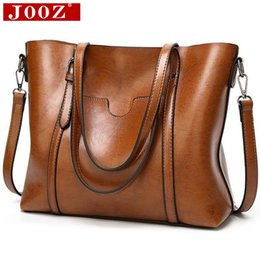 ladies handbags designer Canada - uggage Bags Handbags 2019 Luxury Women's Handbag Designer Messenger Bags Large Shopper Totes inclined shoulder bag Sac A Main Ladies Soft...
