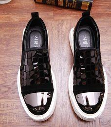 $enCountryForm.capitalKeyWord Canada - New listing trend wedding dress shoes men designer heren schoenen Casual shoes zapatos de novio US size : 6.5-9