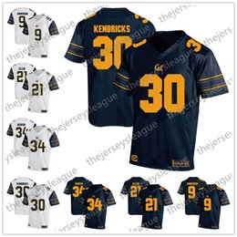California Golden Bears  21 Keenan Allen 30 Mychal Kendricks 34 Shane  Vereen Navy White Good Quality Stitched NCAA College Football Jerseys 57fb4a16a