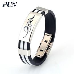 09318f5a4137 Accesorios de la joyería del PUN encanto personalizado cuero llameante  trenzado pulsera hombres masculinos pulseras para hombre 2018 braclet mano  cadena