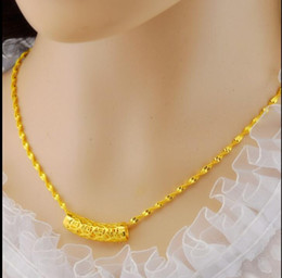 Vietnam White NZ - A variety of optional accessories gold plated necklace lady Euro golden chain in Vietnam