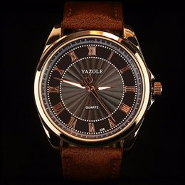 $enCountryForm.capitalKeyWord Australia - GEMIXI MEN'S Quartz Wrist Watch Fashion Date Leather Stainless Steel Sport MALE Watch for dropship