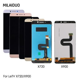 Coolpad digitizer online shopping - Original LCD Display For Letv X720 X900 Coolpad S1 C105 LeEco Le Pro Max X910 Touch Screen Digitizer Assembly DHL