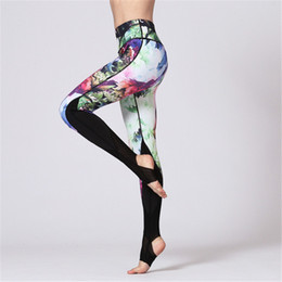 Discount super tight yoga pants - ESHINES Women Sexy Yoga Pants Super Stretchy Sport Leggings Gym Fitness Running Tights Quick Drying Training Trousers Sp