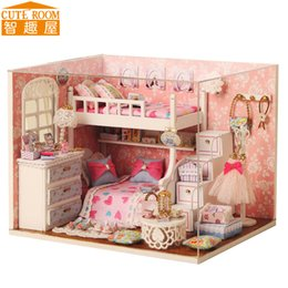 inexpensive dollhouse furniture. CUTE ROOM DIY Doll House Miniature Wooden Dollhouse Miniaturas Furniture Toy Toys For Christmas And Birthday Gift H06 Inexpensive