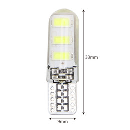 Wholesale ITimo LED License Plate Lights Reversing Lamps Dome Reading Lamps Silicone 1 Pair Clearance Lights T10 6SMD 5630 Canbus