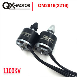 $enCountryForm.capitalKeyWord NZ - QX-MOTOR hight quality QM2816(2216)Motor 810 1100KV CW CCW for Multi-Copter Quad-Copter the same with EMAX mt 2216