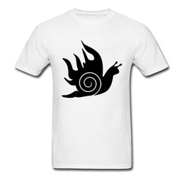d1953c37b Black Snail Tattoo T Shirt Men'S Unique Design 3D Digital Print Graphic T- Shirt 100% Cotton No Pocket Clothes Small Size Xxl Uk