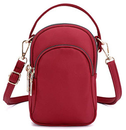 Cross bags for girls online shopping - Unisex Cell Phone Purse Small Crossbody Bag Smartphone Wallet Phone Holder Mini Handbag For Women Girls and Men