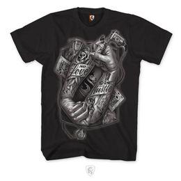 5f0849d9 OG Abel OGABEL Men's Tattoo Hands 018 T Shirt Black Love Cards Ink Clothing  AppaMen Streetwear T-Shirt