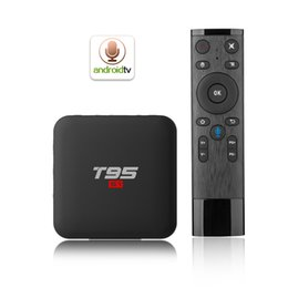 Chinese  T95 S1 TV BOX Amlogic S905W Quad-core Android 7.1 2.4G WiFI 100M Lan high quality internet tv box 2GB 16GB Smart media player x96 mini manufacturers