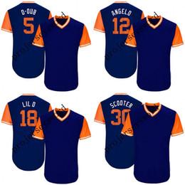 $enCountryForm.capitalKeyWord NZ - New York Jersey 5 David Wright D-Dub 12 Juan Lagares Angelo 33 Matt Harvey Harv 2017 Players' Weekend Baseball Jerseys