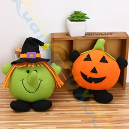 halloween party decorations bar props Australia - pumpkin witch doll kids toy gift Halloween decoration easter festival party home bar hotel props supplies ornament Pendant