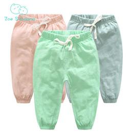 Pants Lovely Canada - Zoe Saldana 2017 New Summer Spring Boy Candy Color Trousers Kids Harem Pants Children Lovely Toddler Boys Capris