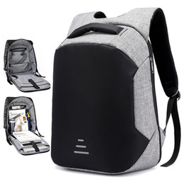 Sac Laptop UK - Kavard USB Charge Anti Theft Backpack Multifunction Men 15inch Laptop Backpacks Fashion School Bags Travel Backpack sac a dos