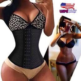 648790245b Women Corset Waist Trainer Hot Shaper Waist Waistband Slimming Belt  Bodysuit Shaperwear Body Shaper Ladies Girdles