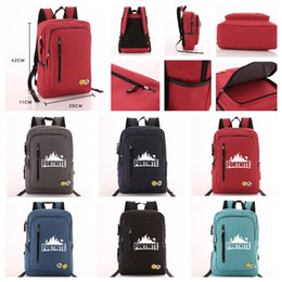 Discount laptop sizes - 6 Colors Size 42*29*11 cm Fortnite Knapsack Boys & Girls' Laptop Bags Backpacks Students School Backpack Casual Tra