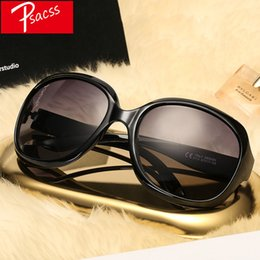 $enCountryForm.capitalKeyWord NZ - Psacss 2018 N Large Frame Sunglasses Women BRAND DESIGN Classic Polarized Sun Glasses Lady Feamle Gafas UV400 Shopping Eyewear