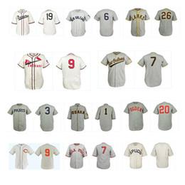 2828d47743d New Orleans Pelicans 1936 Road Jersey Orleans Pelicans 1942 1955 Oakland  Larks 1946 Ogden Reds 1953 Osaka 1950 Baseball Jerseys